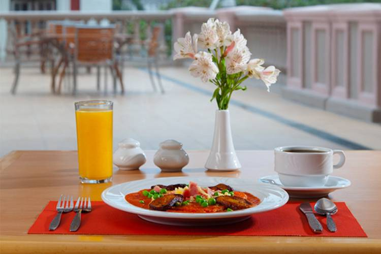 Special discount on food and drinks! veracruz centro histórico hotel