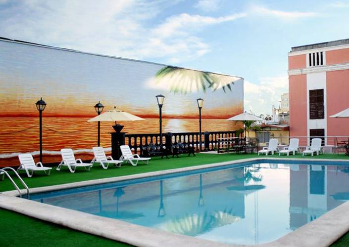 Hotel veracruz centro veracruz centro histórico hotel